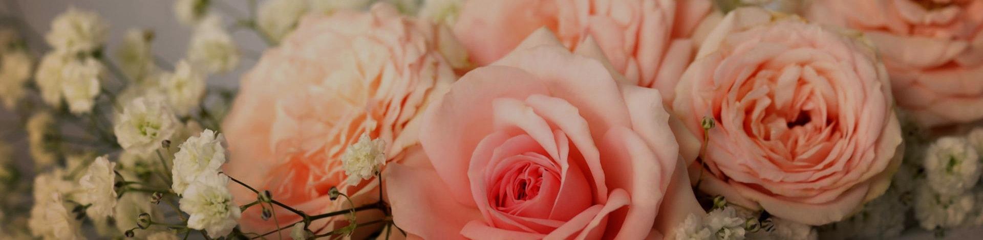 Долгая жизнь розового букета
