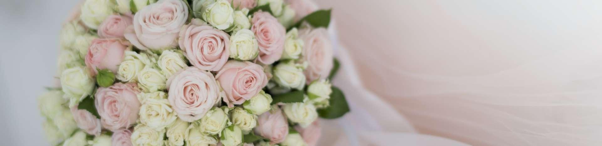 Розы - фаворит свадебного декора
