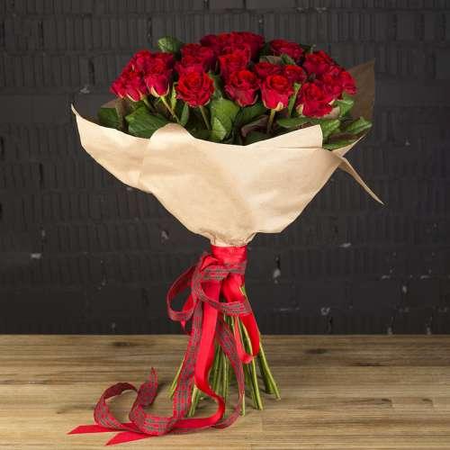 Букети з троянд