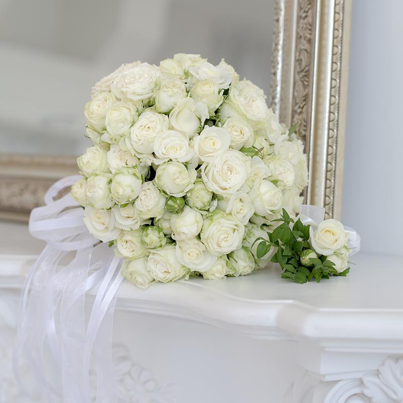 Весільний букет  «Бель»