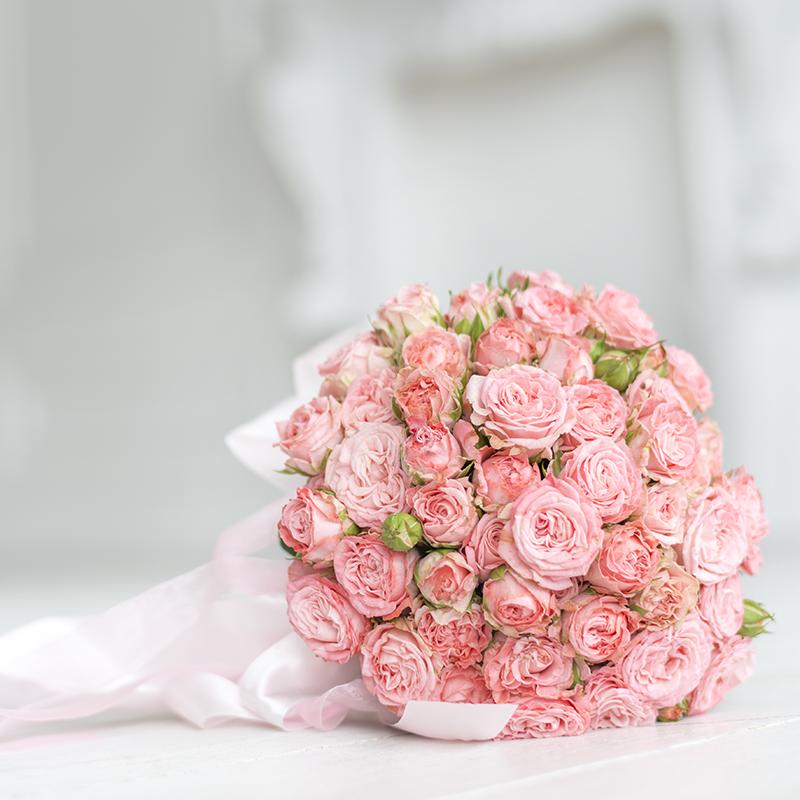 Весільний букет «Тільда»
